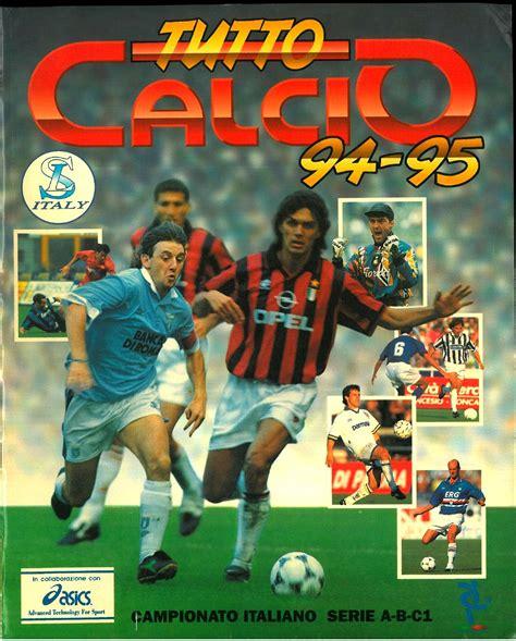 banca dello sport tutto calcio figurinecalciatoripalermo 1994 1995 tutto calcio