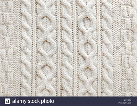 pattern making knit fabric knit texture of light natural wool knitted fabric with
