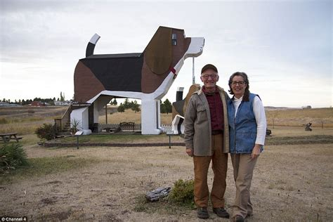 beagle bed and breakfast the world s weirdest homes a dumpster concrete show and