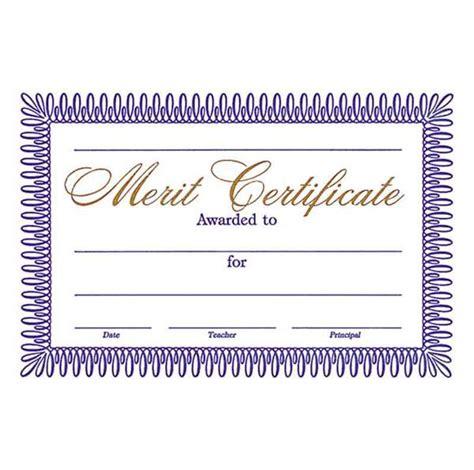 merit certificate school merit solutions