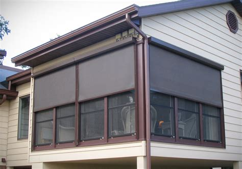 Residential Aluminum Awnings by Residential Northrop Awning Company