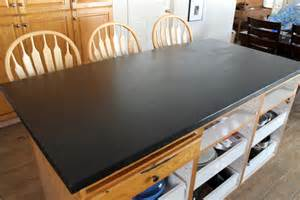Price Of Soapstone Diy Faux Soapstone Countertop Chris Loves Julia