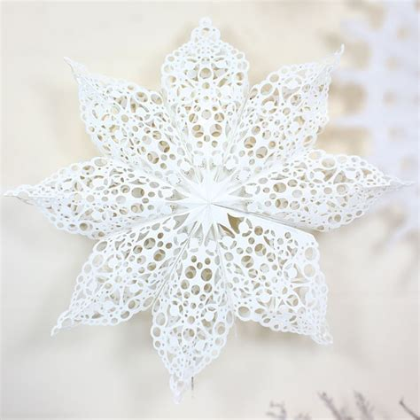 How To Make Paper Lace - paper inspired d 233 cor ways for you and your to