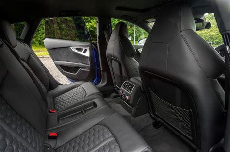 rs7 seats audi rs7 interior autocar