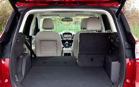 2013 ford escape suv interior 2013 ford escape rear interior hatch photo 52