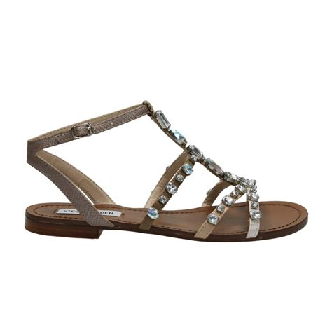 Steve Madden Rhinestone Sandals by Steve Madden Shoes Bjeweled Sandals Rhinestones