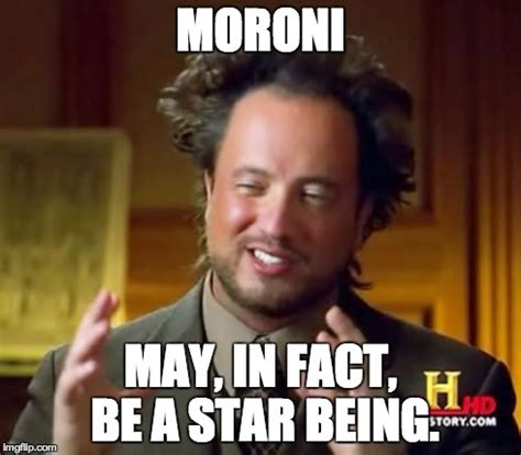 Blank Aliens Meme - ancient aliens meme