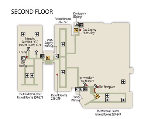 map floor plan palmetto health tuomey cus and floor plan maps