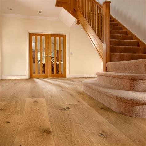 What is engineered wood flooring?