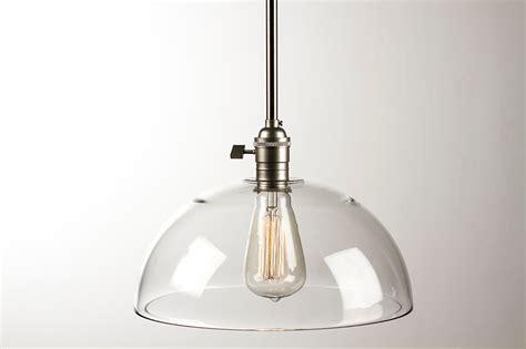 Edison Light Bulb Fixture Pendant Light Fixture Edison Bulb Dome Dan Cordero