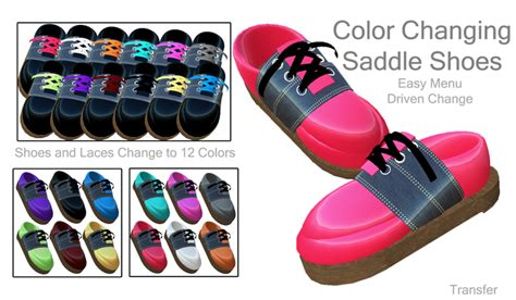 color changing sneakers second marketplace nc color changing saddle shoes
