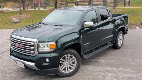 2016 gmc diesel mid size with size
