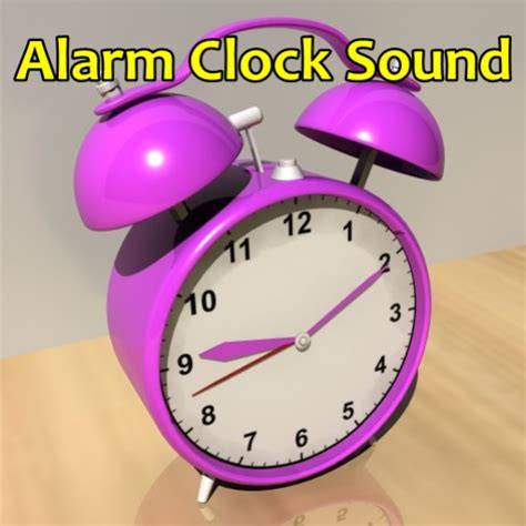 alarm clock sound appstore for android