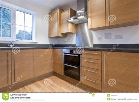 modern fitted kitchens modern fitted kitchen royalty free stock images image