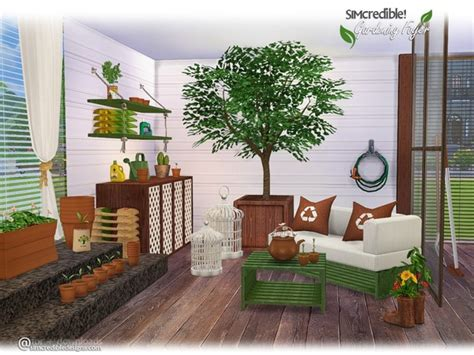 sims 4 foyer gardening foyer plants by simcredible at tsr 187 sims 4 updates