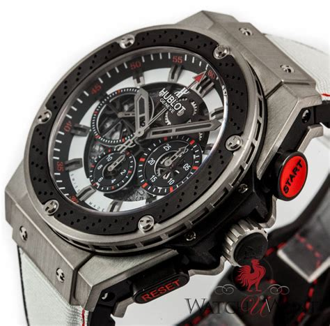 Hublot Geneve 1 sold listing hublot big king power chronograph f1 suzuka special edition only 250