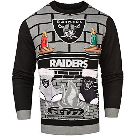 raiders light up sweater oakland raiders sweater raiders sweater