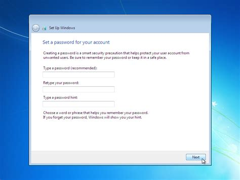 pattern password for windows 7 download how to install windows 7 step by step tutorial with