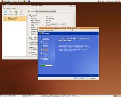 installing xp ubuntu the easiest way to test websites in multiple browsers