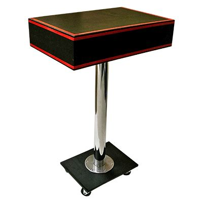 Professional Tables by Professional Rolling Table By G L Magic Magic4less