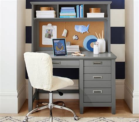 kid desk emery desk pottery barn