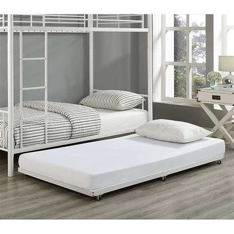 day beds walmart twin metal daybed trundle silver walmart com
