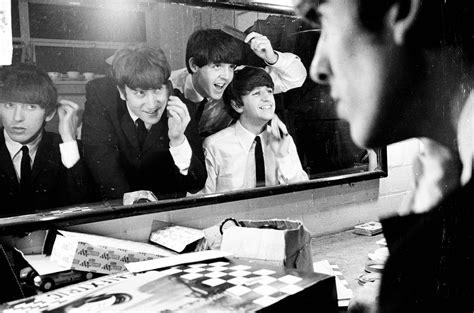 The Beatles Paul Mccartney Ringo Howard On Beatles