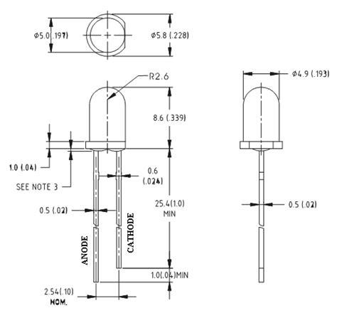 ir diode wavelength electronics 5mm wavelength 940nm ir led emitter infrared phototransistor led 106118930