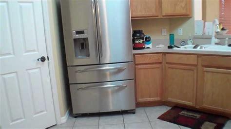 ge door refrigerator not cooling ge profile door refrigerator armoire styling