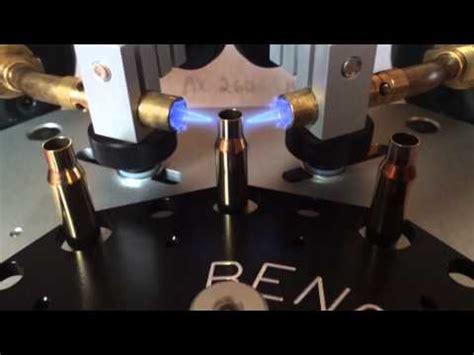 bench source annealing machine bench source case neck annealing machine