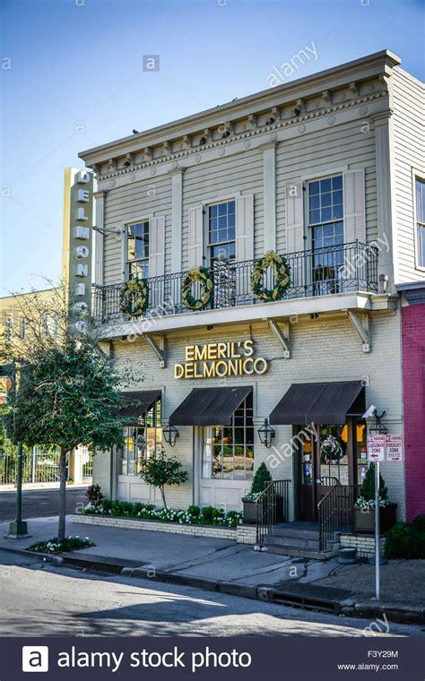 Lower Garden District Restaurants by The Emeril S Delmonico Restaurant In The Lower