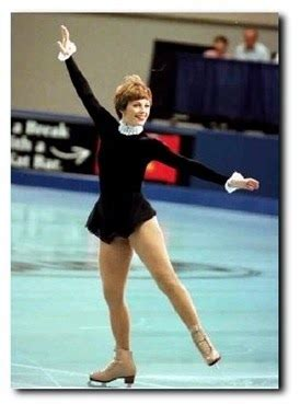 Dorothy Hamill Being Treated For Breast Cancer by Model In The World Dorothy Hamill Treated For