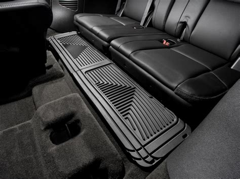 weathertech all weather floor mats cadillac escalade