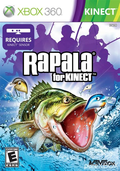 rapala for kinect review xbox 360 reviews