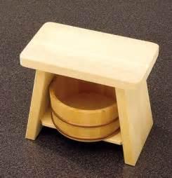 Wood Bath Stool by 25 Best Japanese Furniture Ideas On Japanese