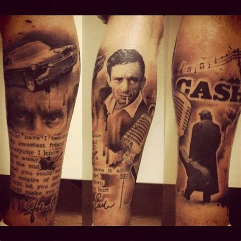 johnny cash tattoos the gallery for gt johnny quotes