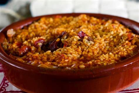 cocina zamorana recetas arroz a la zamorana 101blog de cocina