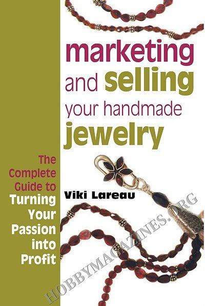 Handmade Jewelry Websites Sell - marketing and selling your handmade jewelry 187 hobby