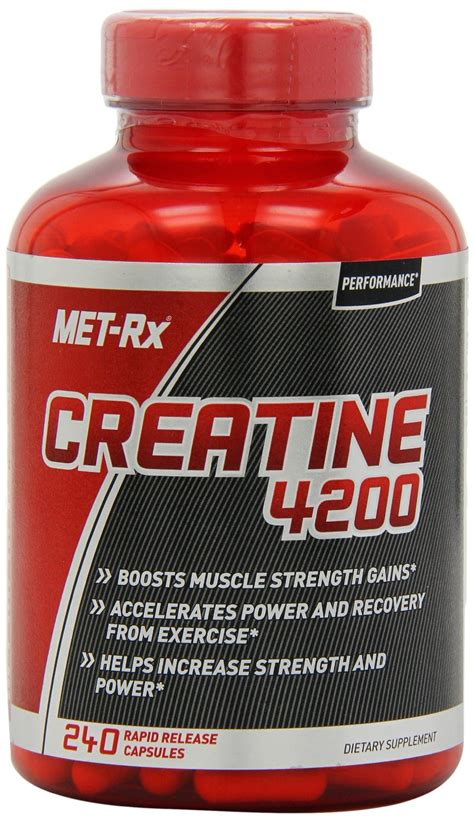 Creatine Ecer Met Rx 40 Caps met rx creatine 4200 240 caps bodybuilding and sports supplements