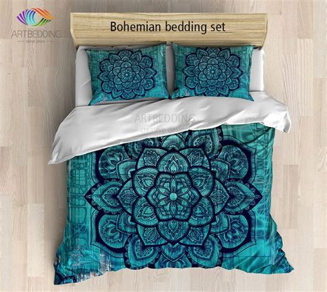 blue bohemian bedding best 20 bohemian bedding sets ideas on pinterest blue bed covers bed cover