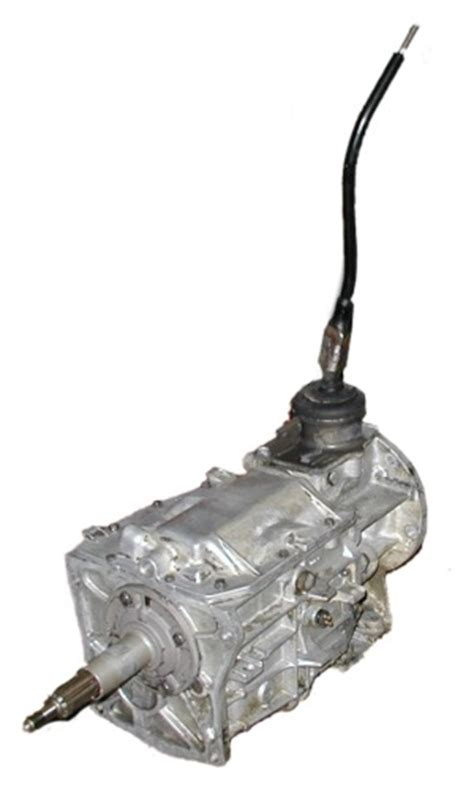 The Novak Guide To The Borg Warner T4 Amp T5 Transmissions