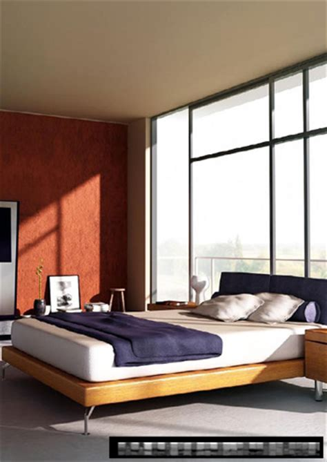 lujo habitaci 179 n con free dormitorio modelos 3d de alcoba 3d model