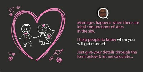 when will i get married by astrology astrology in marriage