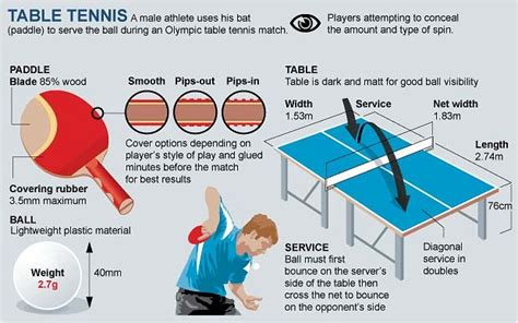 Table Tennis Techniques by Table Tennis Theblogreaders