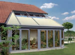 warema conservatory roof awnings in the uk and ireland