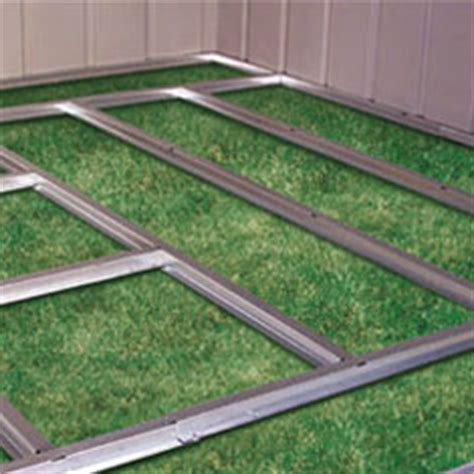 Metal Shed Base Kit by Arrow Metal Storage Sheds And Metal Utility Buildings