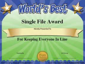 silly certificates awards templates 25 best ideas about certificates on
