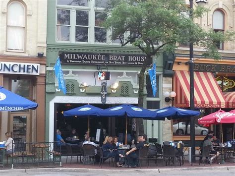 brat house milwaukee the southsider picture of milwaukee brat house milwaukee tripadvisor