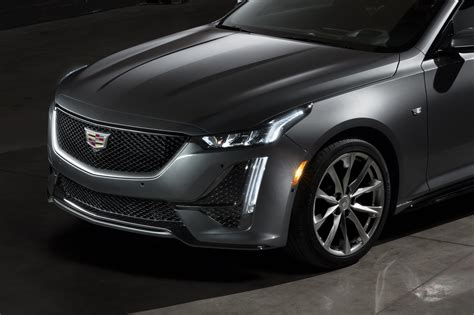 2020 Cadillac Ct5 Msrp by 2020 Cadillac Ct5 Sedan What We Automobile Magazine