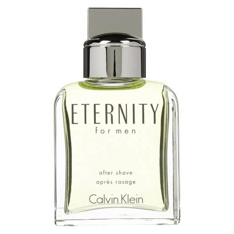 Eternity 100 Ml calvin klein eternity after shave 100 ml